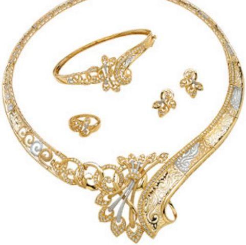 اطقم مجوهرات للعروسة مجوهرات-ذهبية-2.jpg