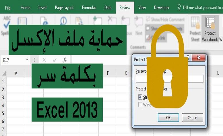 شرح حماية ملف إكسل بكلمة سر picture_1534533627_698.jpg