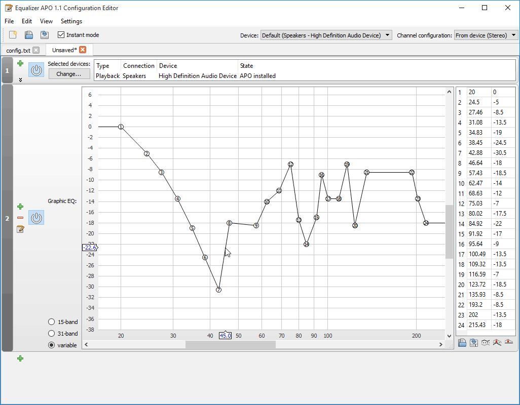 افضل برامج تعديل ملفات الصوت لويندوز 10 Equalizer Software 2019 picture_1551265498_712.png
