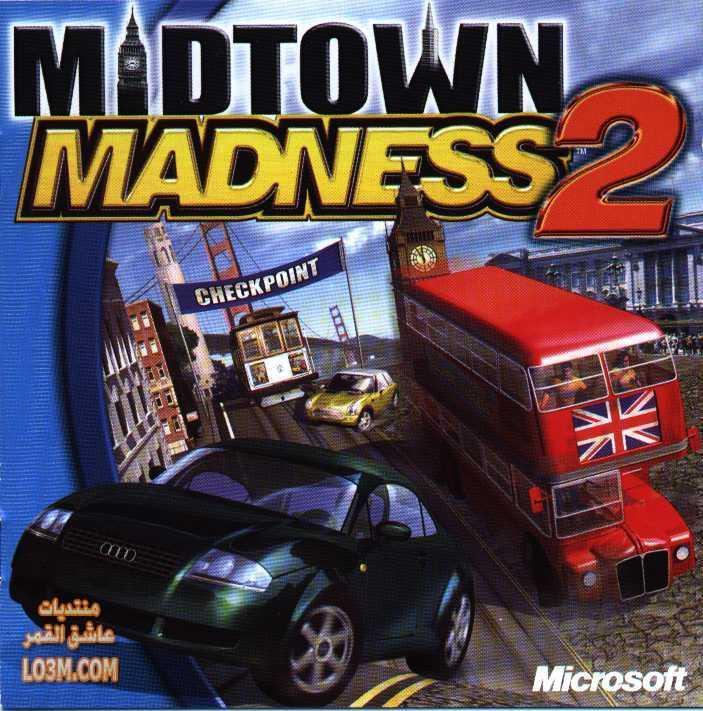 تحميل لعبة سيارات المدينة الجزء الاول