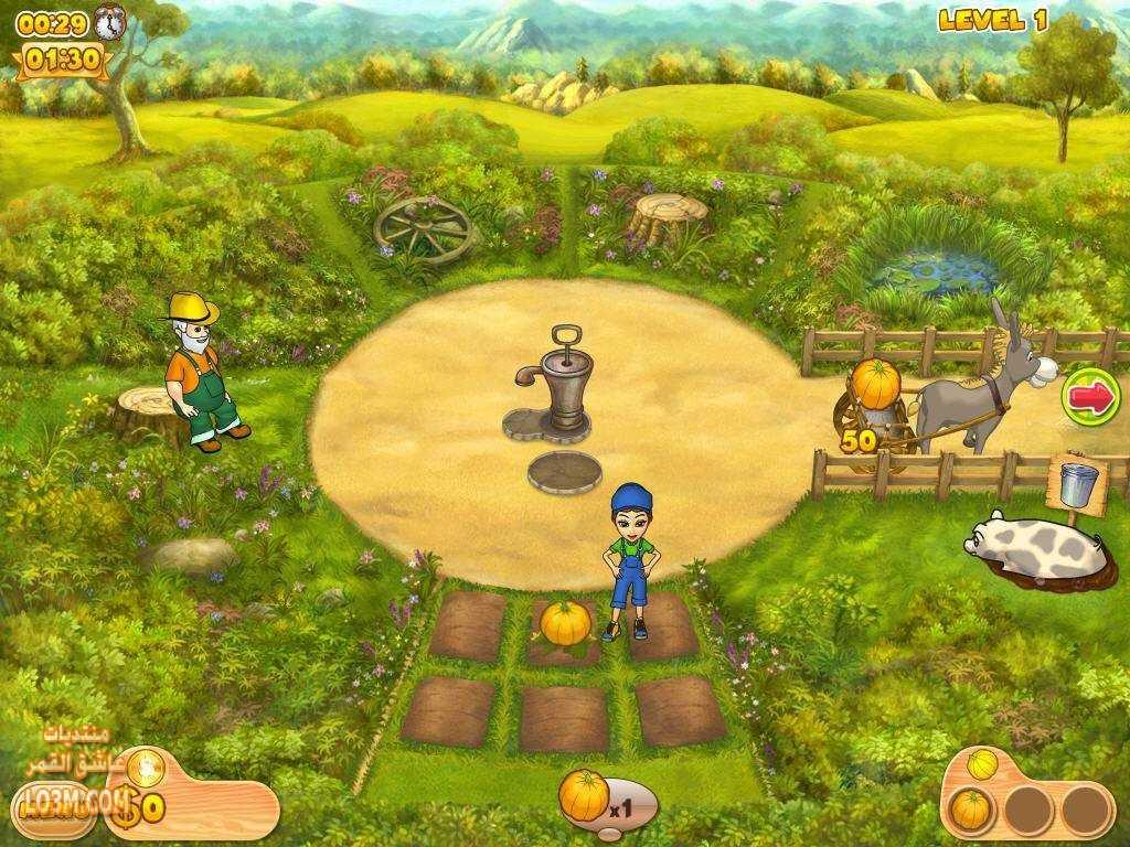 تحميل لعبة المزرعة الجزء الثاني Farm Mania 2 كاملة lo3m.com_1393525716_792.jpg