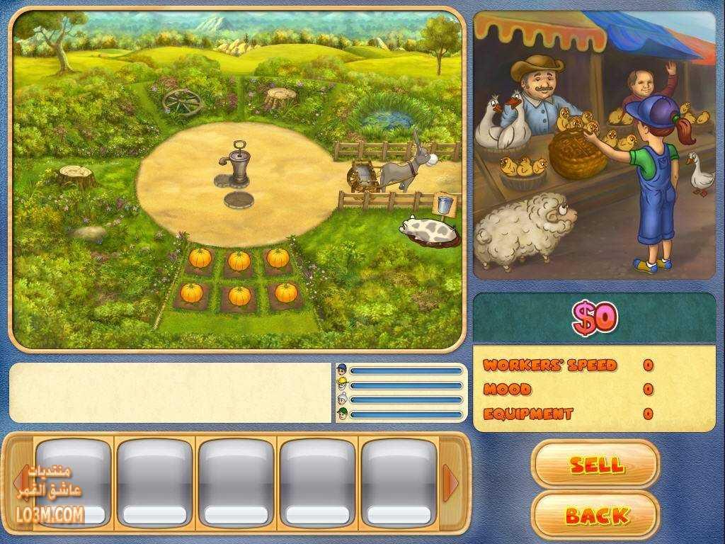 تحميل لعبة المزرعة الجزء الثاني Farm Mania 2 كاملة lo3m.com_1393525717_429.jpg