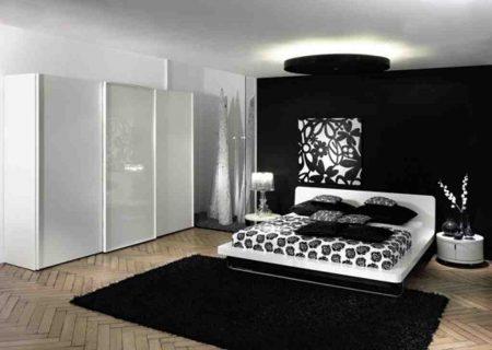 غرف نوم مودرن جديدة باللون الأسود بدرجاته picture_1497240690_232.jpg