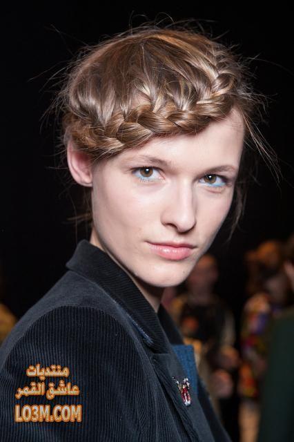 تسريحات شعر مميزة للبنات بسيطة وسهلة lo3m1429385373_682.jpg