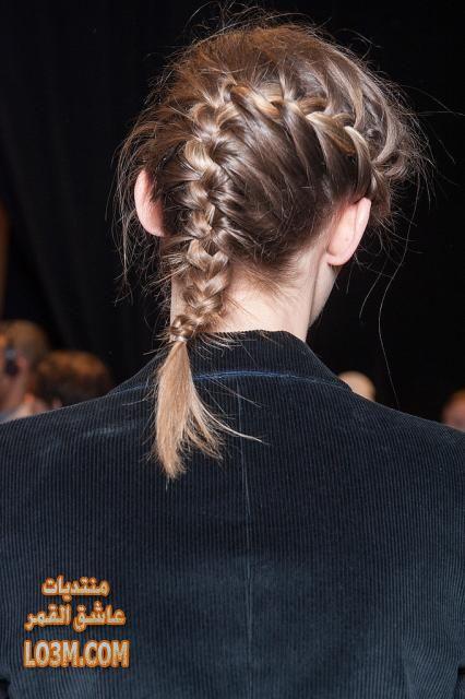 تسريحات شعر مميزة للبنات بسيطة وسهلة lo3m1429385374_248.jpg