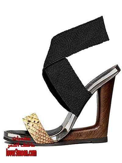 احدث احذية دونا كاران للبنات والسيدات lo3m.com_1374812201_227.jpg