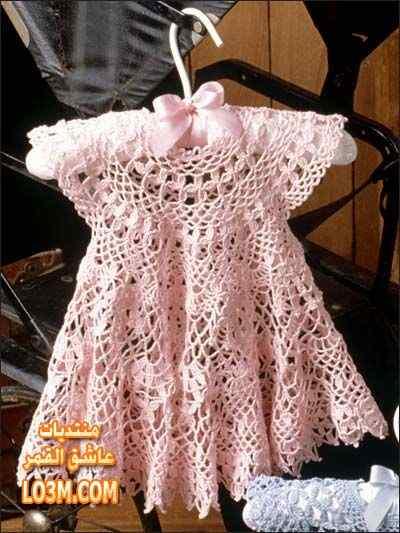 فساتين كروشية اطفال جديدة بالصور lo3m.com_1390965149_526.jpg