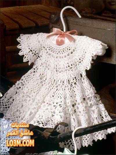 فساتين كروشية اطفال جديدة بالصور lo3m.com_1390965150_504.jpg
