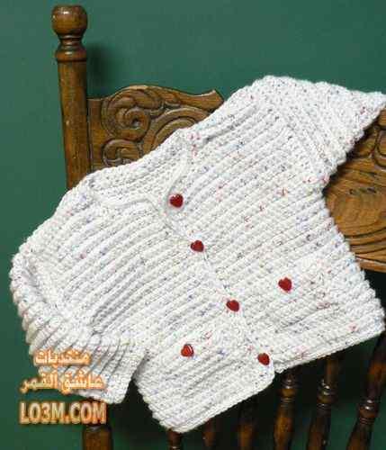 فساتين بنات للبيبي حديث الولادة بالكروشية lo3m.com1398751563_972.jpg