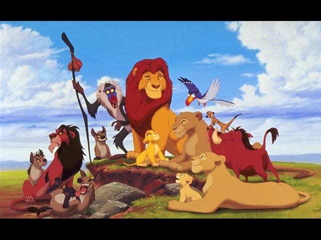 مشاهدة فلم Lion King الأسد