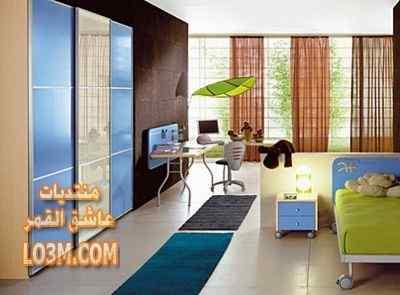 افكار جديدة لتوسيع مساحة الشقة والمنزل بالديكور lo3m.com_1397930492_307.jpg